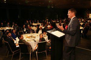PremierIftar_2015_Premier addressing crowd