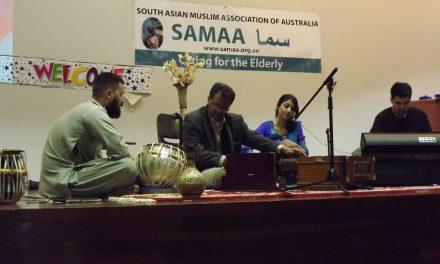 SAMAA celebrates Eid Milan