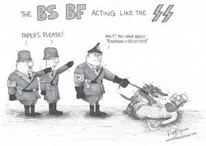 Reuband Barnd Cartoon