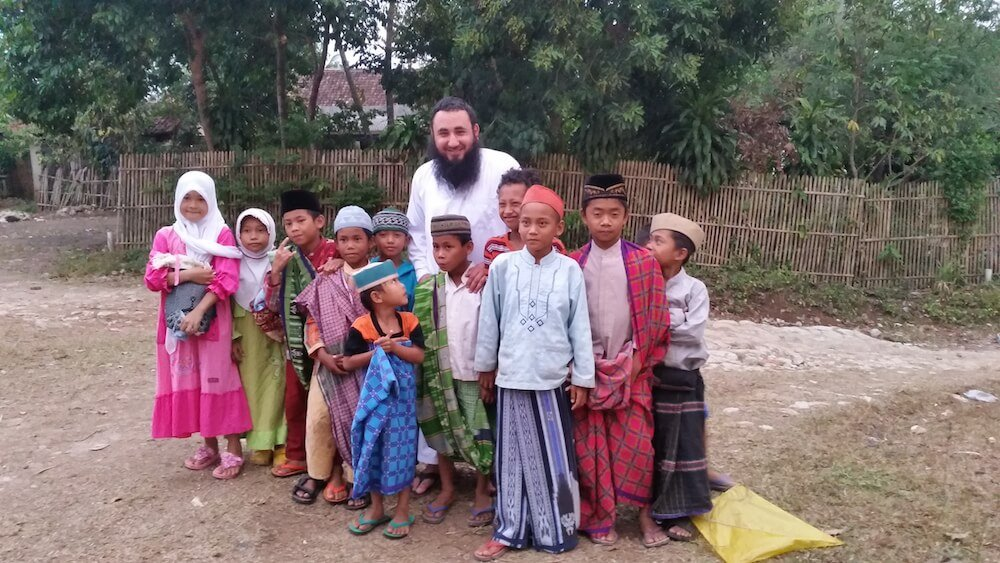 My daawah and education visit to Indonesia