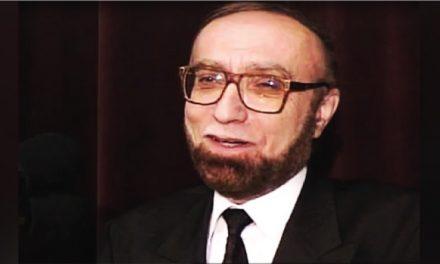 Dr Ahmad Sakr passed away