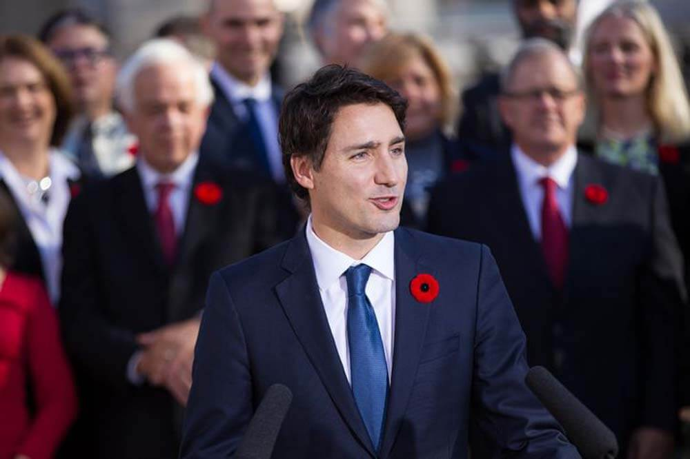 Politics of hate and division:  Canada leading the change