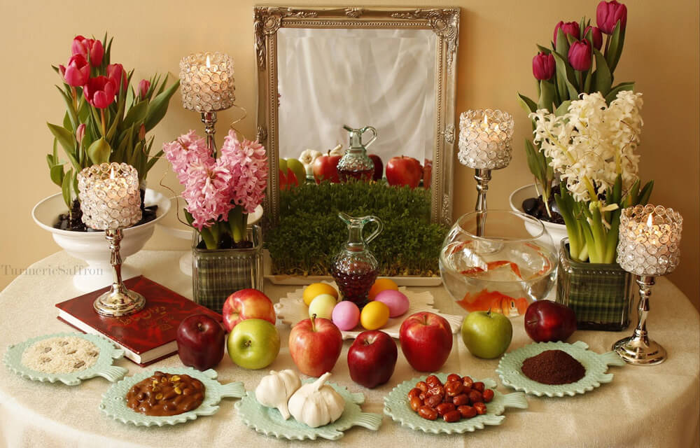 Nowruz: the start of the Persian New Year