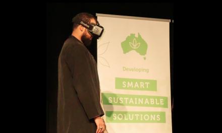 Muslim Aid Australia launch with virtual reality