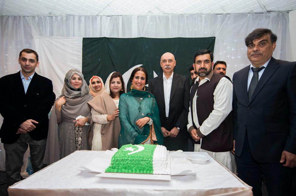 Pakistan Day celebrations in Sydney