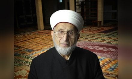 Sheikh Fehmi Imam passed away aged 88