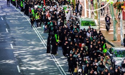 Sydney marks 13th Ashura Walk