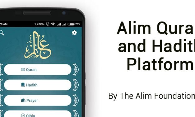 App Review: Alim Quran and Hadith Platform