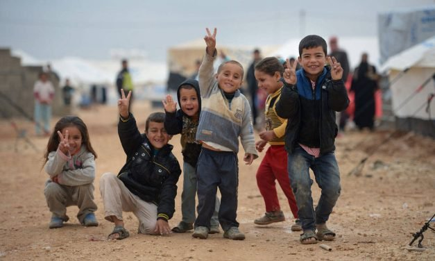 Health project to help Syrian refugees