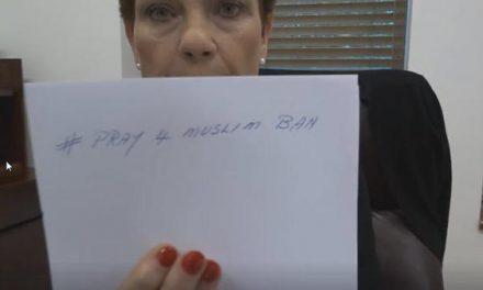 Senator Hanson's Muslim Ban