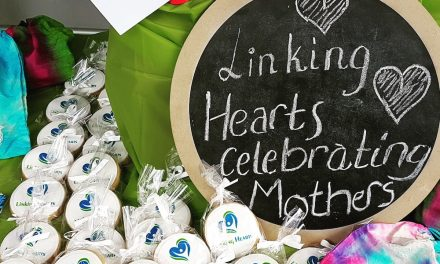 Celebrating Mothers Linking Hearts Morning Tea