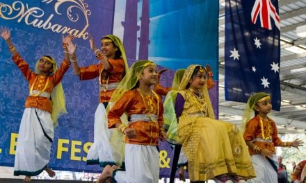 Family, feast and festivity at the Multicultural Eid Festival & Fair 2017
