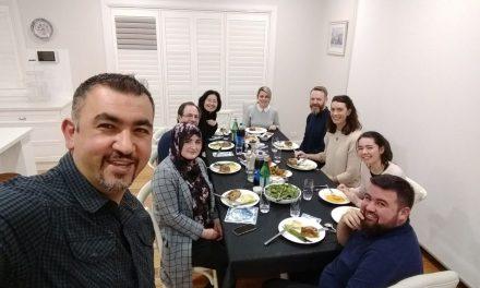 Erhan Eryegit appointed RAC member