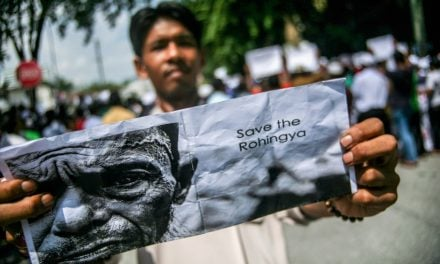 Rohingyas Genocide: Australia should take a stand