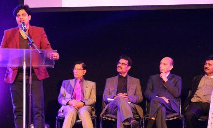 Mushaira: Revolutionary poet Imran Pratapgarhi in Australia