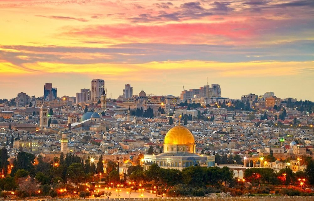 The Status of Jerusalem – Then and Now