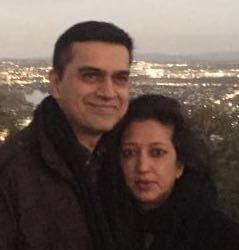 Nash Singh & Nisha Devkurran
