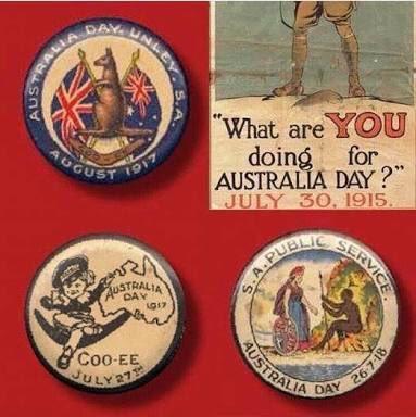 Why Australia Day on 26 January?