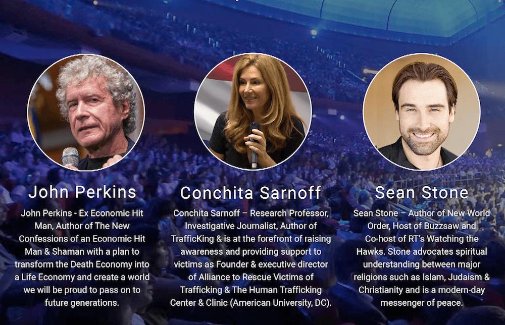 InfoReset Seminars to showcase iconic speakers