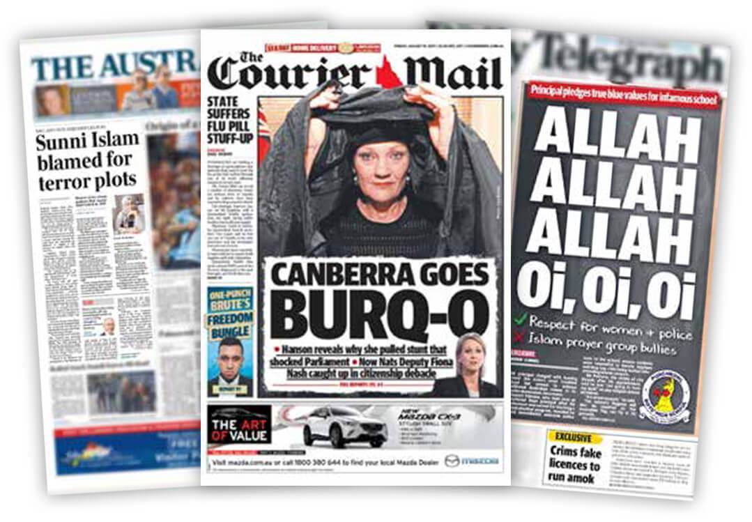 Mainstream media exposed: Islamophobic bias in the Murdoch press