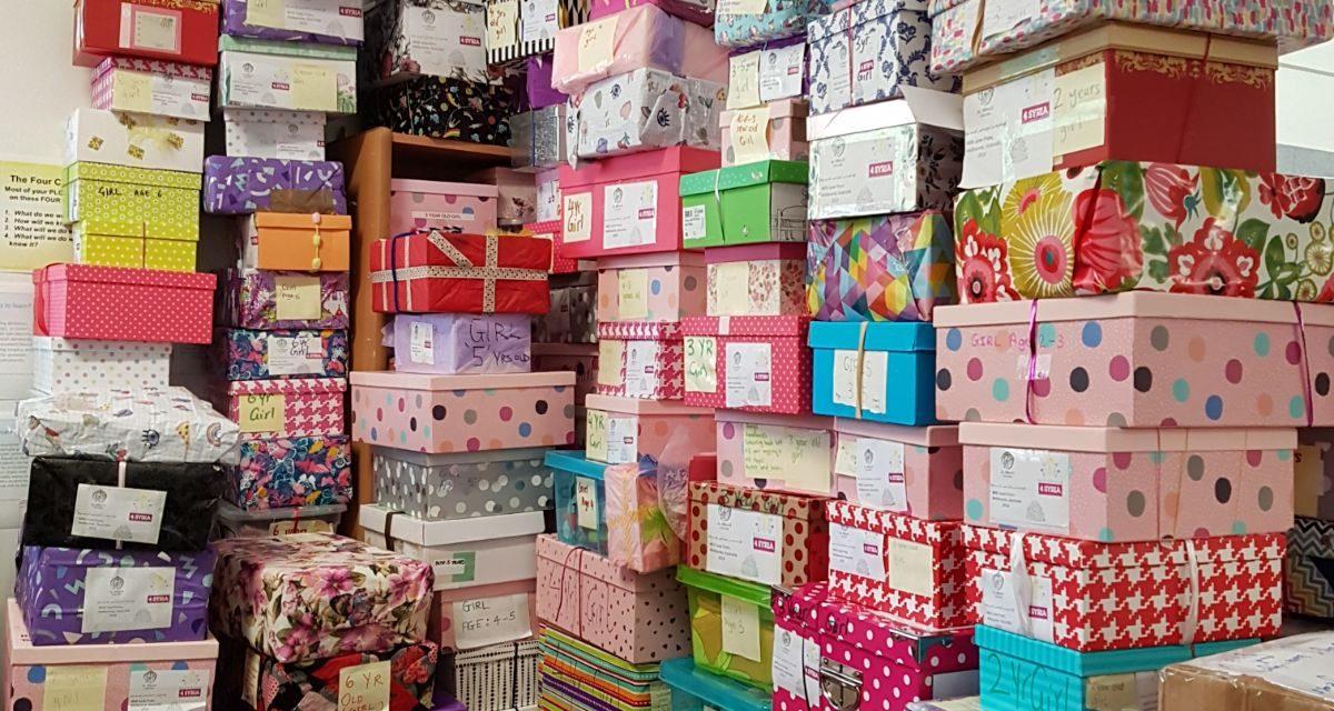 Shoebox4Syria: Eid gifts for children