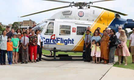 CareFlight celebrates cultural diversity