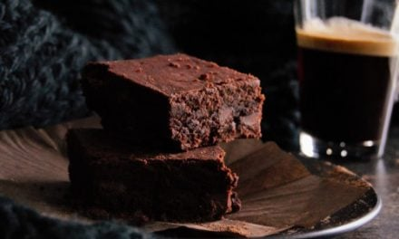 My Favourite Chocolate Brownies