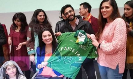 Turning adversity into opportunity: Muniba Mazari Australian tour