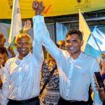 People power win in Maldives