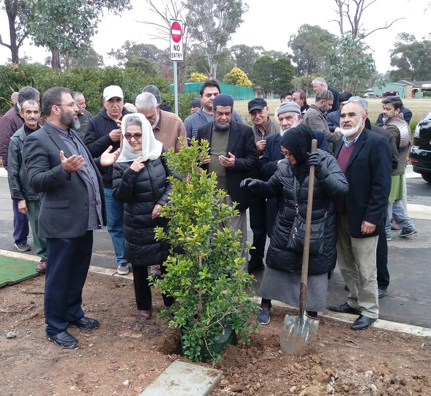 Open Day at Muslim Lawn, Kemp's Creek Cemetery