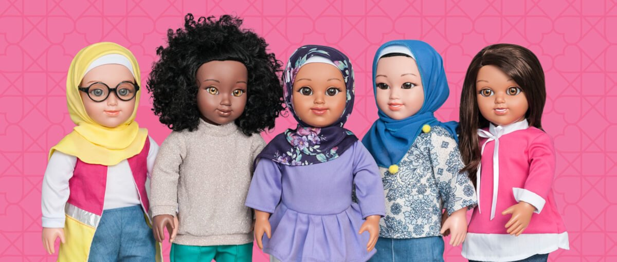 Islam-inspired Design and Dolls