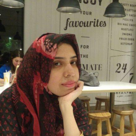 Shafaq Farooqui