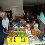 HelpingACT delivers over 80 Food Packs
