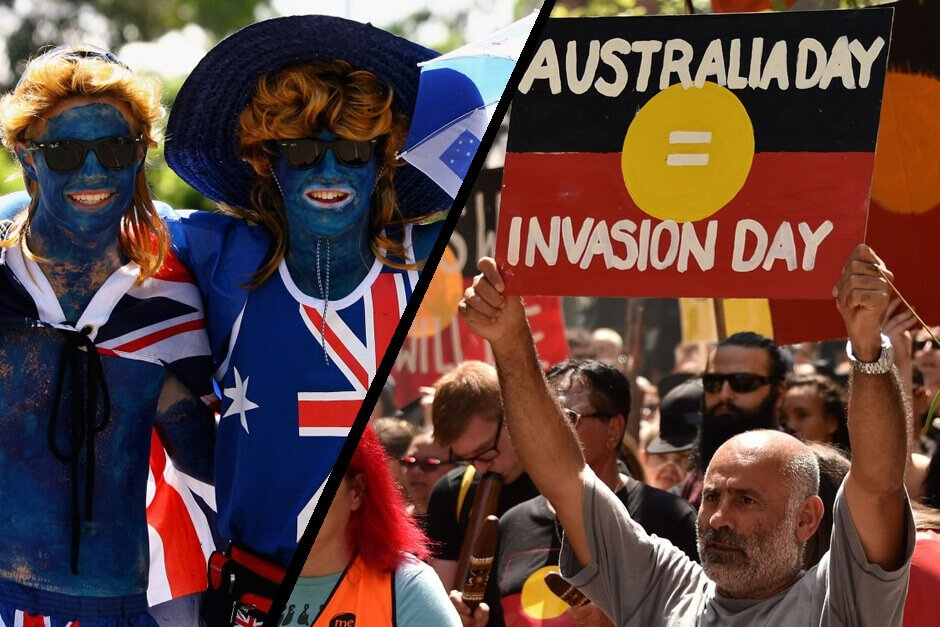 Australia Day/Invasion Day controversy on 26 January