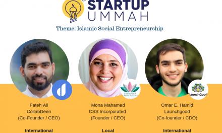 Startup Ummah Meetup: Islamic Social Entrepreneurship