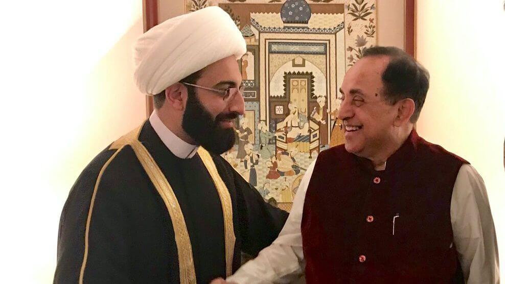 Fake Sheikh Tawhidi visit to India ushers controversy