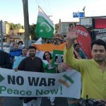 Sydney march for peace between India & Pakistan