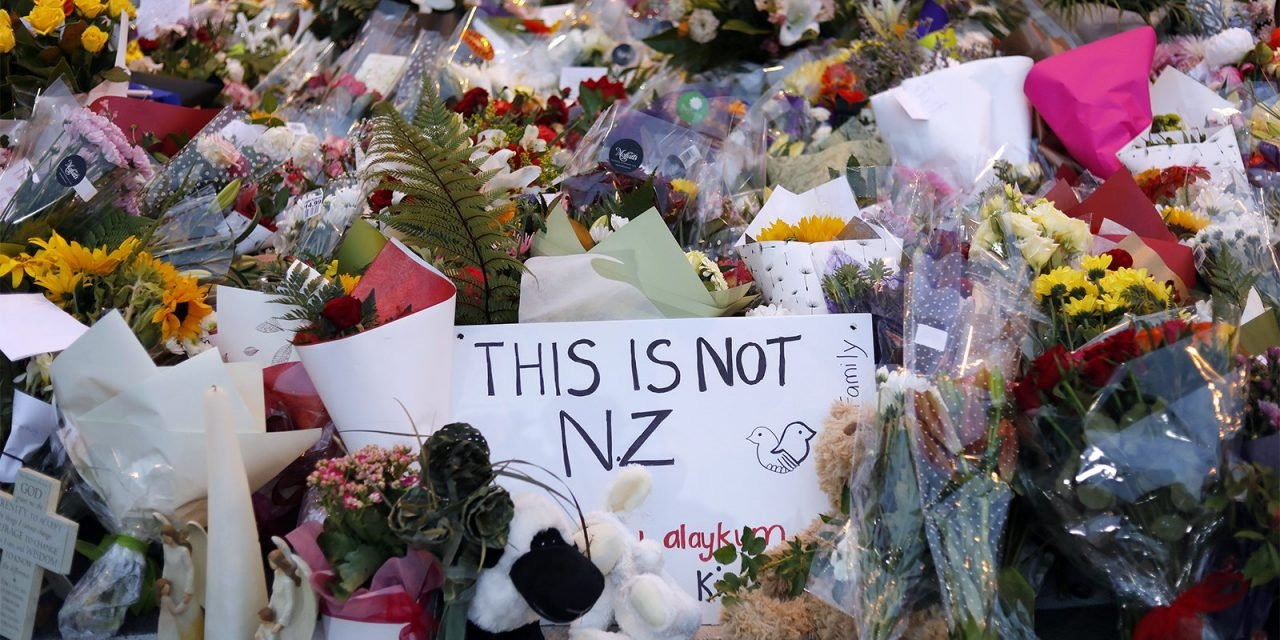 Jewish community support for Christchurch Muslims