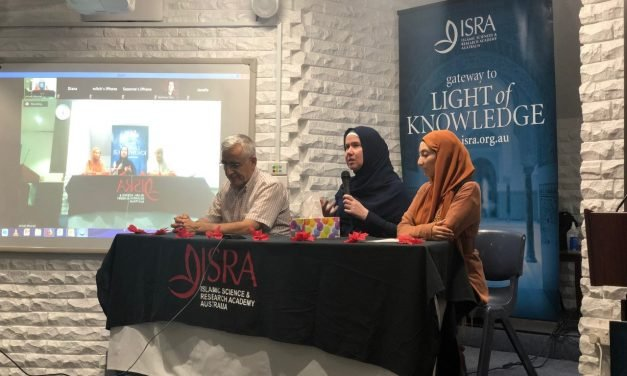 Stories and Prayers for Christchurch at ISRA Melbourne
