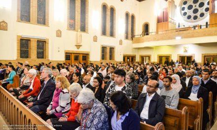 Muslims grieve with Sri Lankan community