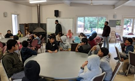 How to become a PRIME Muslim: IFAM family camp