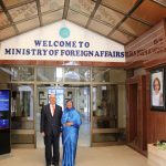 Africa Tour Part 1 – Ethiopia: Meetings in Addis Ababa