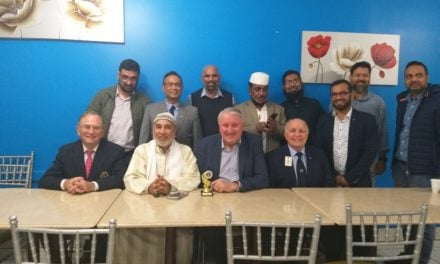 Riverstone Muslim Cemetery Board hosts multifaith Iftar