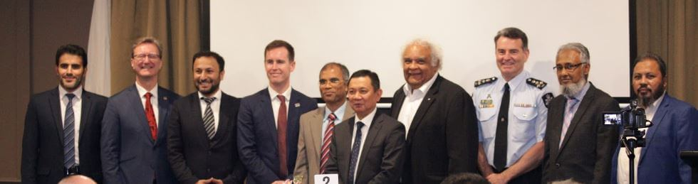 IPDC Hosts annual iftar at Canberra Hyatt