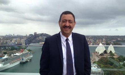 Khodr Saleh recognised with OAM