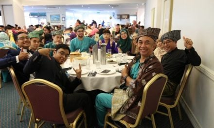 Brisbane Malay community celebrates Eid