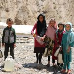 300 Afghan families escape from their homes