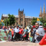 Australia stands with Kashmir