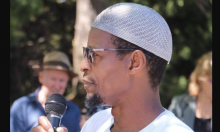 Imam Konda wins African community award