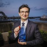 Former Iraqi refugee is NSW Australian of the Year